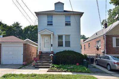 Yonkers Multi Family 2-4 For Sale: 113 Sterling Avenue