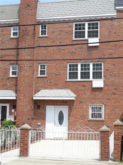 Bronx Multi Family 2-4 For Sale: 2958 Radcliff Avenue