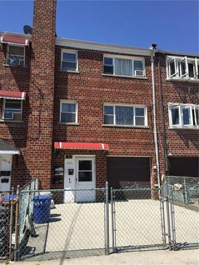 Bronx Multi Family 2-4 For Sale: 4016 East Tremont Avenue