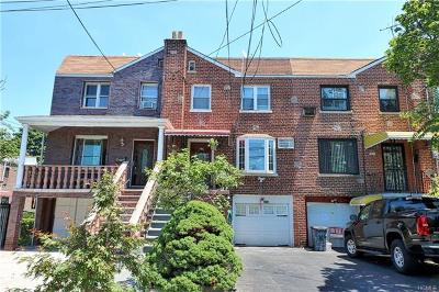 Bronx County Single Family Home For Sale: 2944 Lurting Avenue