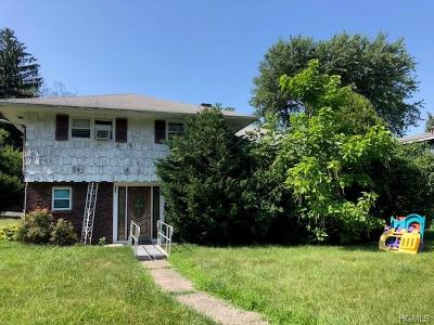 Haverstraw NY Single Family Home For Sale: $214,000