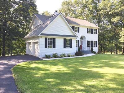Salisbury Mills Single Family Home For Sale: 6 Fairview Lane