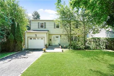 New Rochelle Single Family Home For Sale: 160 Berrian Road