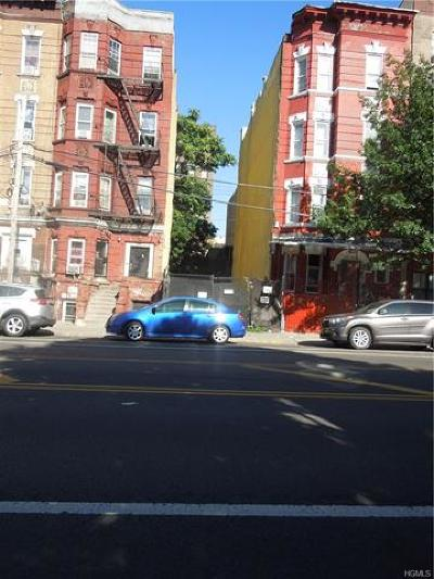 Bronx Residential Lots & Land For Sale: 599 Prospect Avenue