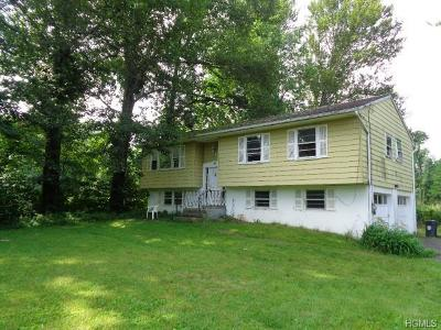 Westbrookville NY Single Family Home For Sale: $99,900