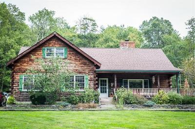 Single Family Home For Sale: 88 Old Cahoonzie Road