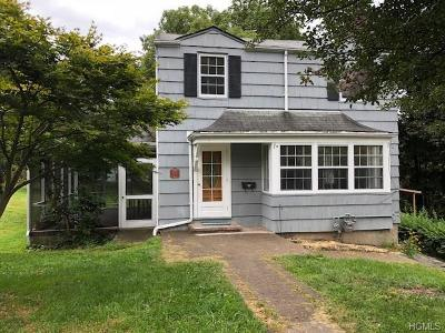 Peekskill Single Family Home For Sale: 1825 Carhart Avenue