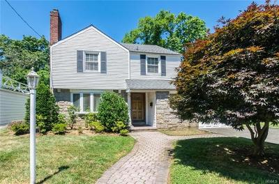 Westchester County Single Family Home For Sale: 13 Sunset Drive