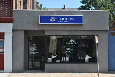 New Rochelle Commercial For Sale: 780 Main Street