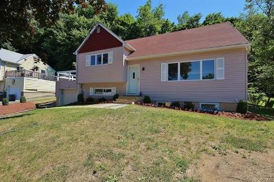 Ossining Single Family Home For Sale: 14 Cortlandt Place