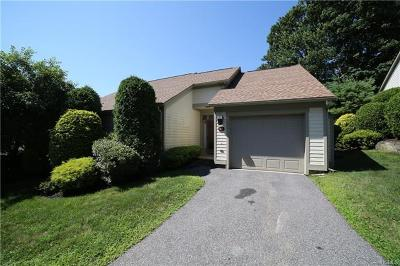 Somers Condo/Townhouse For Sale: 643 Heritage Hills #B