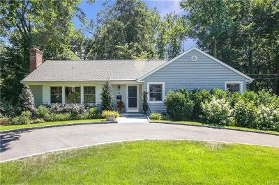 Scarsdale NY Single Family Home For Sale: $745,000
