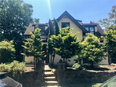 Mamaroneck Multi Family 2-4 For Sale: 112-114 Rockland Avenue