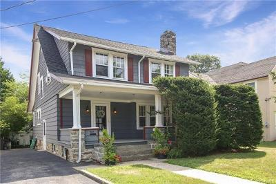 Westchester County Single Family Home For Sale: 617 Lorraine Street