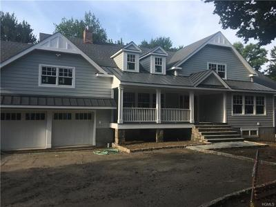 Rye Brook Single Family Home For Sale: 12 Elm Hill Drive