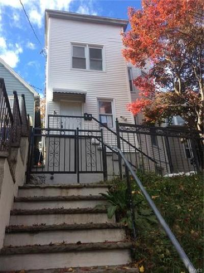 Yonkers Multi Family 2-4 For Sale: 169 Fillmore Street