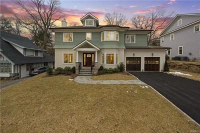 Scarsdale NY Single Family Home For Sale: $2,199,000