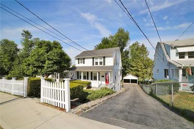 Ossining Single Family Home For Sale: 19 Forest Avenue