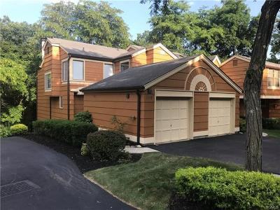 Nanuet Condo/Townhouse For Sale: 109 Treetop Circle