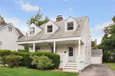 Scarsdale NY Single Family Home For Sale: $779,000