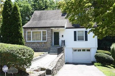Westchester County Single Family Home For Sale: 1819 Carhart Avenue
