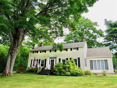 Warwick Single Family Home For Sale: 42 Sleepy Valley Road