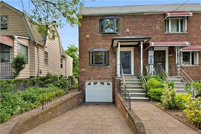 Bronx Single Family Home For Sale: 2561 Eastchester Road