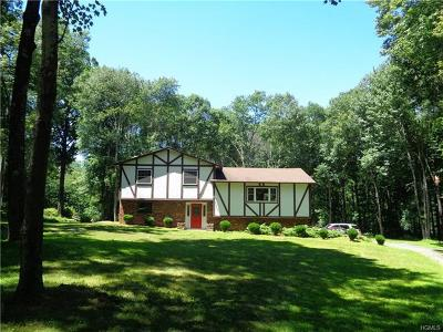 Stormville Single Family Home For Sale: 54 Ritter Road