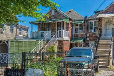 Bronx Multi Family 2-4 For Sale: 3346 Eastchester Road