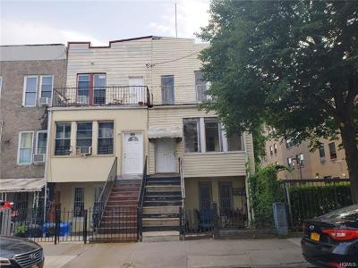 Bronx Multi Family 2-4 For Sale: 662 Jefferson Place