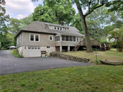 Rockland County Single Family Home For Sale: 3 Van Alstine Avenue