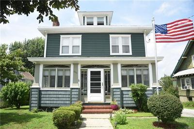 Westchester County Single Family Home For Sale: 508 Dyckman Street
