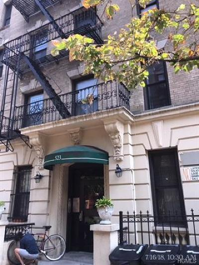 New York Condo/Townhouse For Sale: 523 West 143rd Street #2A