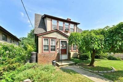 Yonkers Single Family Home For Sale: 370 Aka 368 Upland Avenue