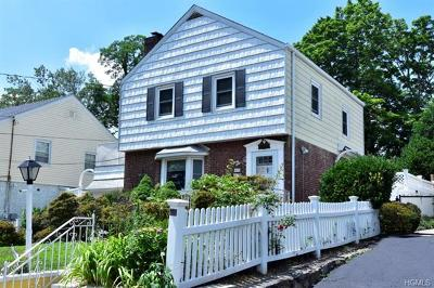 Yonkers Single Family Home For Sale: 31 Croydon Road