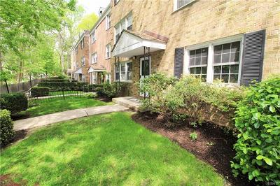 Bronxville Condo/Townhouse For Sale: 52 Louisiana Avenue #10R