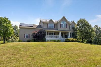 Blooming Grove Single Family Home For Sale: 2 Dristin Drive