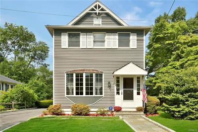 Hawthorne Single Family Home For Sale: 315 Marietta Avenue