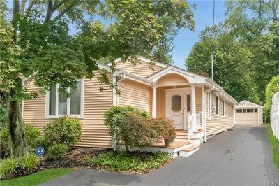 Thornwood Single Family Home For Sale: 85 Westlake Drive