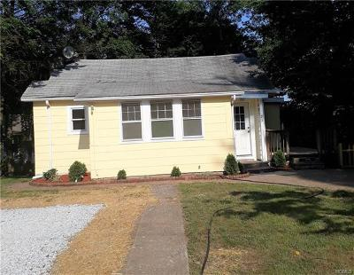 Lake Peekskill Single Family Home For Sale: 21 Mathes Street