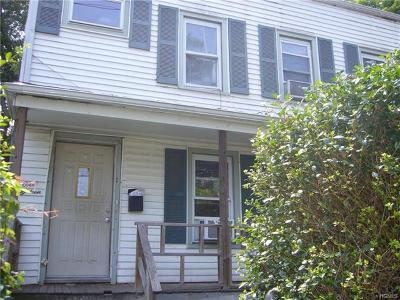 Westchester County Multi Family 2-4 For Sale: 118 Hadden Street