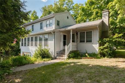 Poughquag Single Family Home For Sale: 39 Circle Hill Road