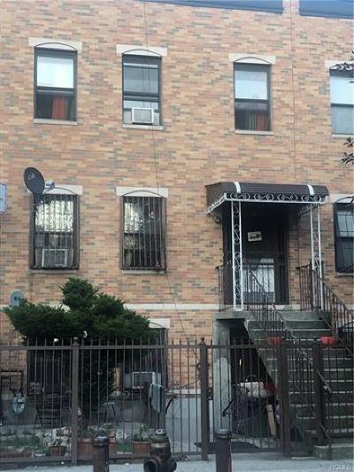 Brooklyn Multi Family 2-4 For Sale: 31 Malcolm X Boulevard