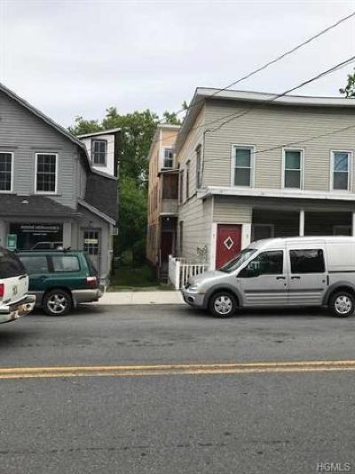 Millerton Multi Family 5+ For Sale: 7-9 Main Street