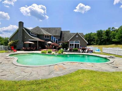 Pleasant Valley Single Family Home For Sale: 59 Pondhills Court