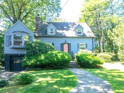White Plains Single Family Home For Sale: 31 Manor Avenue
