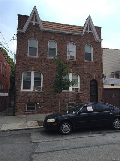 Bronx Multi Family 2-4 For Sale: 3010 Wallace Avenue