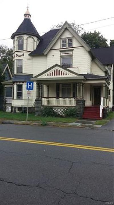 Orange County, Sullivan County, Ulster County Rental For Rent: 137 East Main Street