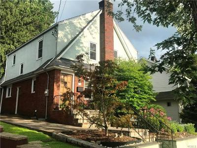 Westchester County Single Family Home For Sale: 70 Oakland Avenue