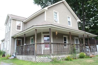 Orange County, Sullivan County, Ulster County Rental For Rent: 29 Railroad Avenue #A